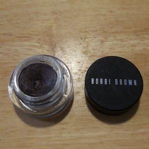 Bobbi Brown gel eyeliner black mauve shimmer ink